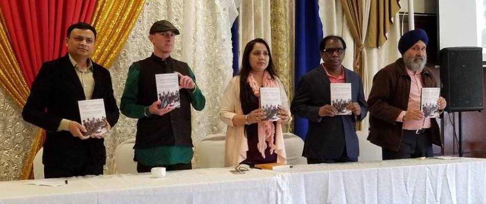 Canadians Captivated at Captivating the Simple-Hearted Book Launch