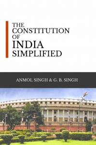 constitution of india simplified book